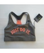Nike Women Victory Support Bra - BQ5833 - Gray 092 - Size S -  NWT - $19.99