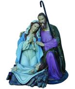 Bethlehem Lighting 5' Giant Commercial Grade Fiberglass Holy Family Christmas Ou - $3,474.03