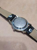 Vintage ZIM  mens wrist watch  vintage 15 Jewels 1960s Original USSR  image 8
