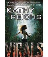 Virals (Virals, Book 1) [Hardcover] [Nov 02, 2010] Kathy Reichs - $9.81