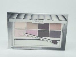 clinique exclusive all about shadow palette 8 shades limited edition - $34.88