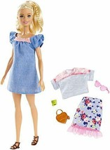*Barbie Fashionista Fashion & Doll set FRY79 - $26.02