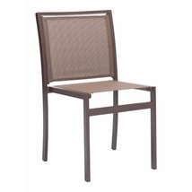 Zuo Mayakoba Dining Chair in Brown (Set of 2)   - $316.00