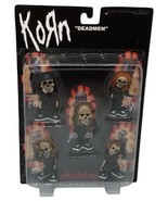Korn Untochables Deadmen 5-Figure Pack Stronghold - $20.00