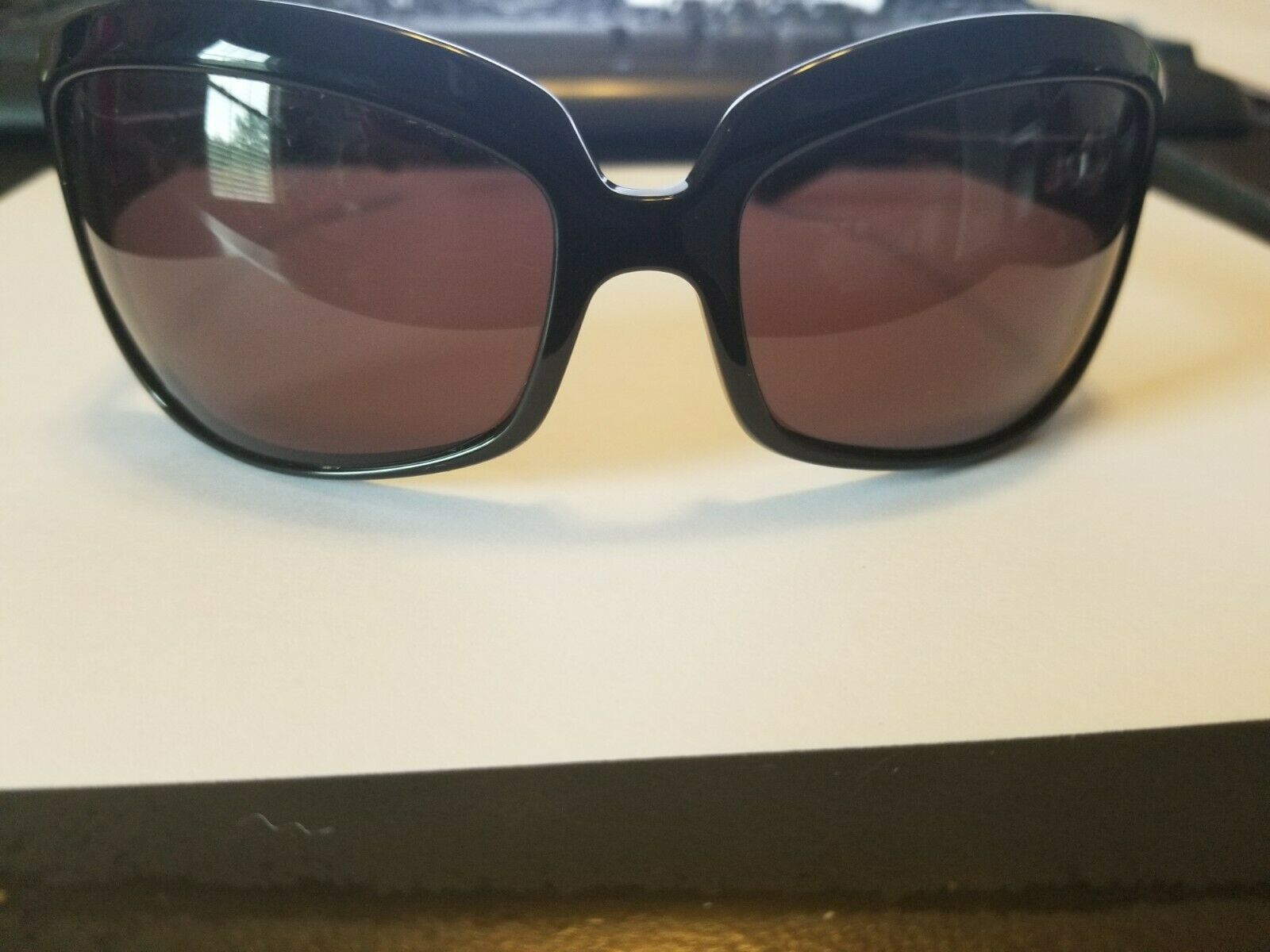 Oliver Peoples Women's Sunglasses BRAND NEW Cameo BK 66 16-115 ..PERFECT