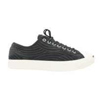 CONVERSE x Jack Purcell Ltt Ox Mens Low Top Black Lace Up Sneaker Size 1... - $84.14