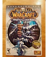 World of Warcraft: Wrath of the Lich King (PC, 2008) - $19.75