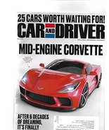 Car and Driver Magazine May 2018{Postal label on front} [Single Issue Ma... - $7.69