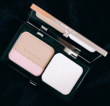 Givenchy Long Wearing Compact Foundation & Highlighter 6 Elegant Gold NWOB - $29.70