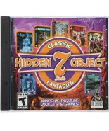 Hidden Object Classic Fantasies - 7 pack PC Game - $14.95