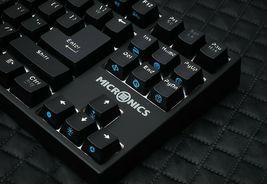 Micronics K520 Tenkeyless Mechanical Gaming Keyboard (Kailh Box Switch Brown) image 4