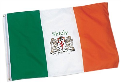 Primary image for Shiely Irish Coat of Arms Flag - 3'x5' Foot