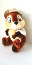 "Disneyland World Chip From Chip and  Dale Rescue Rangers Plush 11""  VTG - $21.49"