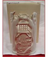 Lenox Halloween Pierced Ghost Votive & Tea Light Candle   New in Box - $34.65