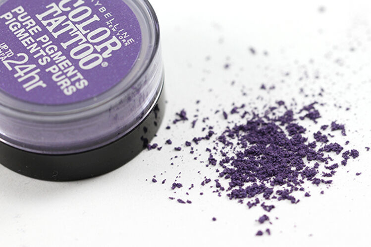 Maybelline Color Tattoo Loose Powder Pure Pigment Eye Shadow 15 - POTENT PURPLE