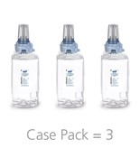 Purell 8805-03 Advanced Hand Sanitizer Foam Refills 3 Ct. 1200 ml Ea 70%... - $74.89