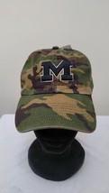 Men's Camo  NCAA Michigan Wolverines  Adjustable Cap Hat - $12.55