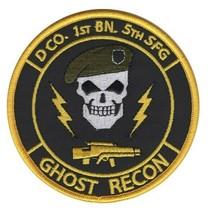 US Army SFG ODA-126 Patch - Southeast Asia Tour Patch 4.0'' x 4.0'' - $13.85