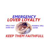 Love Spell to keep a soul mate loyal marriage spell to keep your lover f... - $47.00