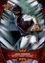Jake Rogers 2019 Bowman Chrome AFL Fall Stars Card #AFL-JR - $0.99