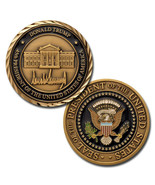 NEW Donald Trump 45th President of the United States of America Challeng... - $15.99