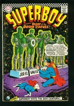 SUPERBOY #136 1966-DC SILVER AGE-KRYPTONITE COVER-VG - $25.22