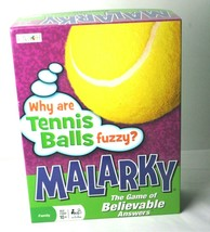 Malarky The Game Of Believable Answers 3 To 6 Players 10+Age Game Play 3... - $18.67