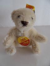 Steiff bear Teddy bear miniature mohair  crème  all Ids Germany 2024 - $48.61