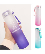 KPOP Wanna One Cup Gradient 0+1=1 I PROMISE YOU  Glass Water Bottle Kang... - $10.59