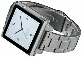 HEX iPod Nano (6th generation) for the Vision Metal Watch Band - HX1026 ... - $45.33