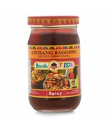 Barrio Fiesta Ginisang Bagoong Sauteed Shrimp Paste - Spicy 8.85oz (250g) - $25.13+