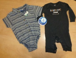 BABY BOY 3 MONTH CLOTHING LOT - $6.00