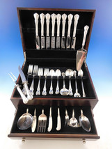Old Master by Towle Sterling Silver Flatware Set for 8 Service 67 pieces... - $4,555.25