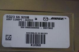 Mazda CX-7 Bose Radio Stereo Amp Amplifier EG23-66-9320B image 7