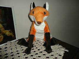Ikea Sweden Fox Stuffed Plush Vandring Rav 16 Inches - $120.15