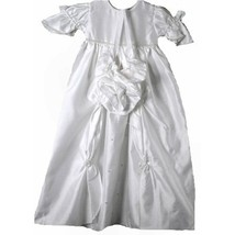 Exquisite Baby Girl Heirloom Boutique Christening Gown/Hat, Unique Angels - $67.00