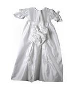 Exquisite Baby Girl Heirloom Boutique Christening Gown/Hat, Unique Angels - $67.00