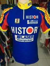 XXL RadTrikot Histor Novemail 1993 Biemme France Jersey Cycling Shirt Maglia