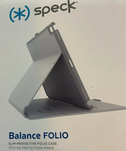 NEW Speck Balance Folio Case iPad Pro 12.9 Inch 2015 2017 BLACK - $8.86