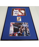 Shaquille O'Neal Signed Framed 18x24 Photo Display Orlando Magic - $168.29