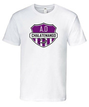 Asociación Deportiva Chalatenango T-Shirt 100% Cotton  White,Black,Red - $19.79+