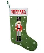 Nutcracker Christmas Stocking - Personalized and Hand Made Nutcracker St... - $28.49+