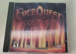 PreoEverQuest: Planes of Power (PC, 2002) CD ROM - $3.50