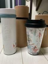 Starbucks Hokkaido Japan Geography Series 25th Tumbler Stainless Bottle set - $108.78