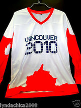 2010 VANCOUVER OLYMPICS JERSEY By Molson Canadian (Size XL) - $23.60