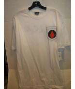 VOLCOM MEN'S GUYS WHITE FAUX POCKET  TEE T SHIRT NEW $28 - $17.99