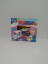 Rush Hour Logic Game STEM Toy Junior Traffic Jam for Boys and Girls Age 5 and Up - $18.00