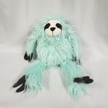 "Animal Adventure Sloth Plush Stuffed Animal Mint Green 20"" 2019 - $39.59"