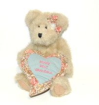 """Boyds GRANNY B BEAR The Head Bean Collection Jointed Beary Best Grandma 8"""" Tall - $14.80"""