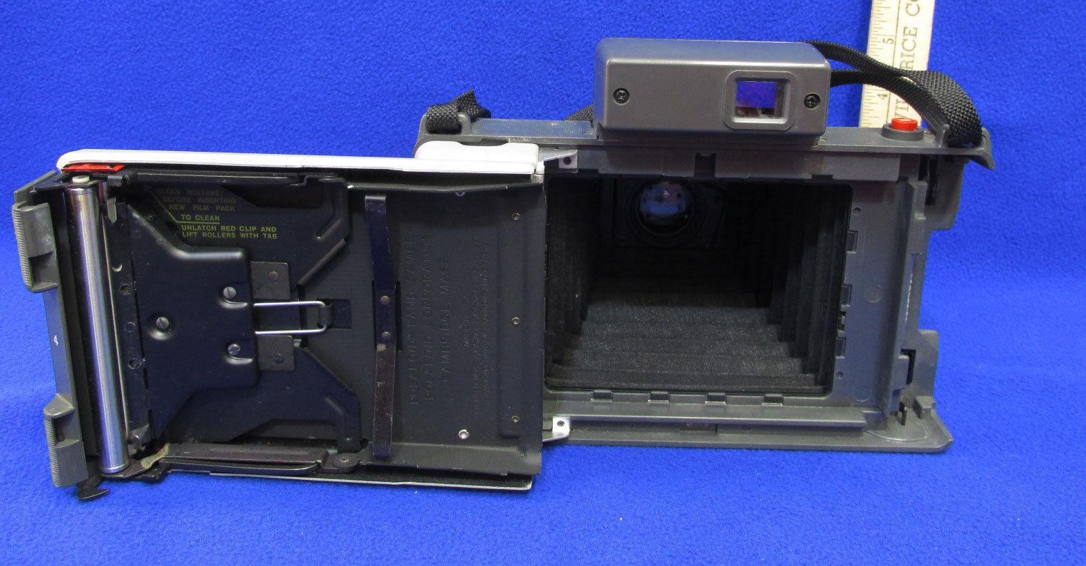 vintage polaroid 210 automatic land camera and 50 similar items rh bonanza com Polaroid Land Camera 210 polaroid instax 210 manual